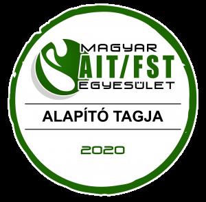 Magyar AIT/FST Egyesület alapító tagja